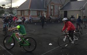 6th class cycling dec 2017