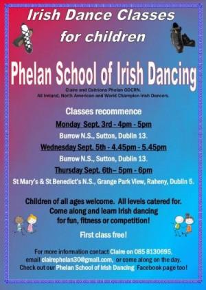 Phelan School of Irish Dance